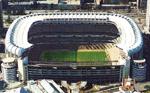 Lo stadio Santiago Bernabeu