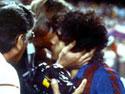 Diego Maradona al Barcellona (Foto tratta dal sito ufficiale www.diegomaradona.com)