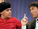 Diego Maradona e Lothar Matthaeus, i protagonisti della stagione 1988-89