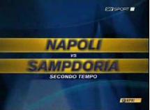 Napoli - Sampdoria 2-0