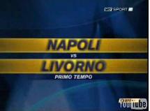 Napoli - Livorno 1-0
